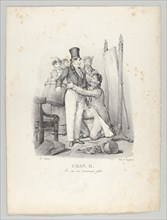 Chap. II: Je ne me reconnais plus (I No Longer Recognize Myself), 1824.