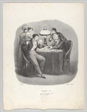 Chap. X: Quel guignon! (What bad luck!), 1824.