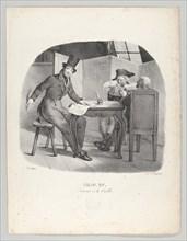 Chap. XV: Ecrivons à la Vielle (Writings for the elderly), 1824.