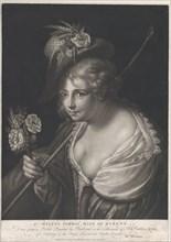 Portrait of Helena Fourment, 1780.