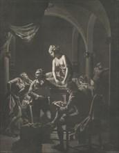 An Academy by Lamplight, February 20, 1772.
