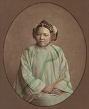 Fille de Lanxchow, 1870s.