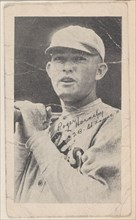 Rogers Hornsby, 2 B - St. Louis N., from Baseball strip cards (W575-2), ca. 1921-22.