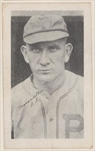 Maranville, S.S., from Baseball strip cards (W575-2), ca. 1921-22.