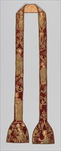 Stole with Various Saints, British, 14th century.