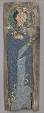 Plaque of The Virgin, Byzantine, 12th century.