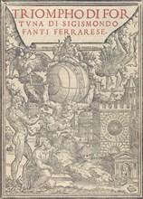 Triompho di Fortuna, January 1526.