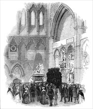 Funeral of Campbell