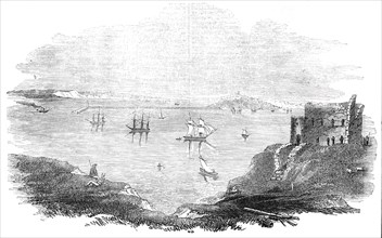 The Proposed Breakwater at Portland
