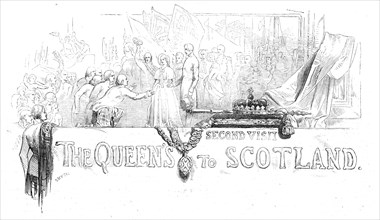 The Queen's second visit to Scotland