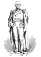 Statue of Sir Charles Metcalfe