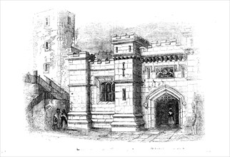 The Tower Gate