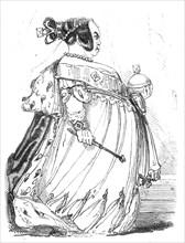 Twelfth Night characters - The Queen