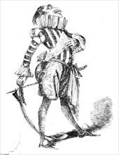 Twelfth Night characters - Lord of Misrule