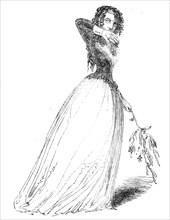 Twelfth Night characters - Miss Mistletoe