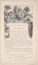 Trade Card for Edward Palmer