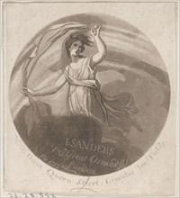 Trade Card for J. Sanders