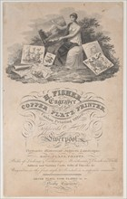 Trade Card for H. Fisher