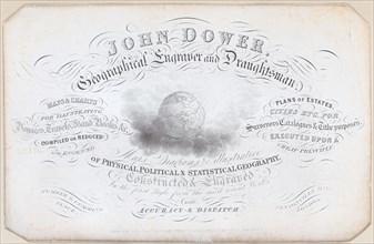 Trade card for John Dower