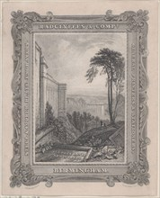 Trade Card for Radclyffe & Co.