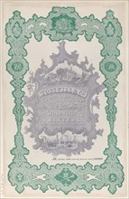 Trade Card for Tosswill & Co.