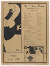 Poster for The Yellow Book