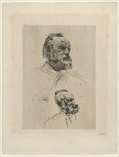 Victor Hugo (three-quarter view)