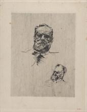 Victor Hugo (full face)