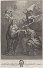 Plate 6: Saint Joseph's dream
