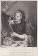 The Coquettish Widow