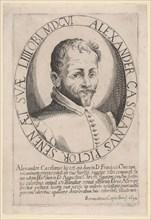 Portrait of Alessandro Casolani
