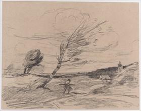 The Gust of Wind (Le Coup de Vent)