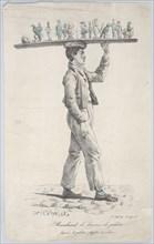 Merchant of Plaster Figures