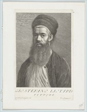 Self-portrait in a Turkish Outfit