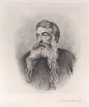 Portrait of I.L. Ernst Meissonier