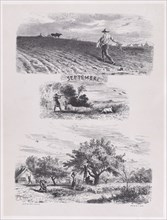 September from Album of Rustic Subjects