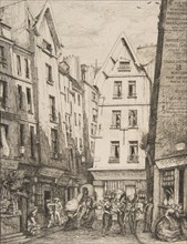 Rue Pirouette aux Halles (Rue Pirouette aux Halles