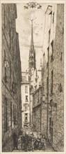 La Rue des Chantres