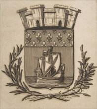 Coat-of-Arms Symbolizing the City of Paris