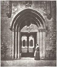 Portail Saint-Trophime; Entrée Du Cloître