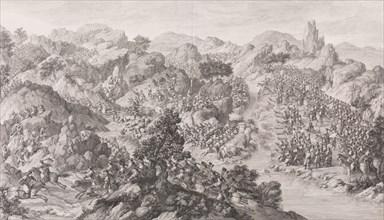 The Battle of Yesil-köl-nör