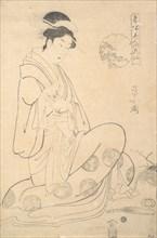 Konosato of Takeya Seated