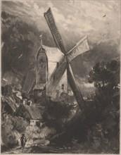 Mill Near Brighton