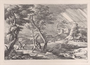 Plate 6: the Tempest