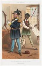 États-Unis d'Amerique 1865 - Offr. de Dragons