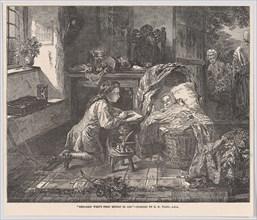 Benjamin West's First Effort in Art