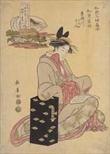 The Courtesan Kisegawa of Matsubaya