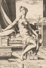 Lucretia Preparing to Kill Herself