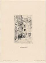 A Street in Dieppe
