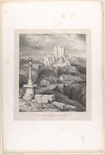 Ruines du Château de Bouzols